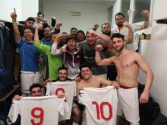 Senigallia Calcio sbanca San Costanzo