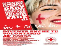 Corso volontari Croce Rossa