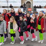 Atlete della Polisportiva Senigallia