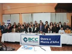 BCC Ostra e Morro d'Alba: consegna borse di studio intestate al generale Corrado Orazi
