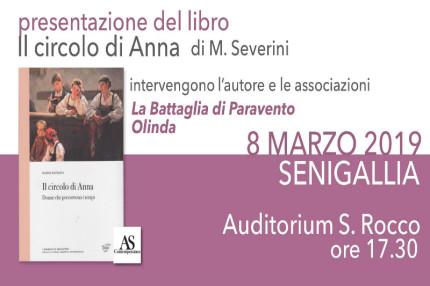 """""""Il circolo di Anna"""", presentazione libro"""
