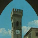 Piazza dei Martiri a Ostra