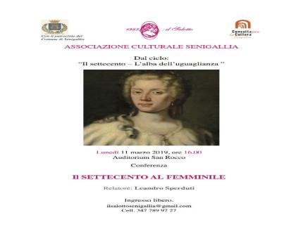 Conferenza Leandro Sperduti