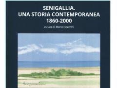 """Senigallia. Una storia contemporanea"", copertina"