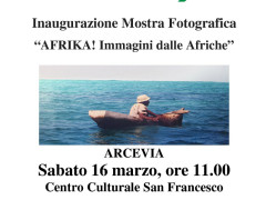 L'Africa vera in una splendida mostra fotografica ad Arcevia