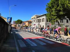 il passaggio della Tirreno – Adriatico a Senigallia