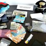 Droga sequestrata ad Ostra