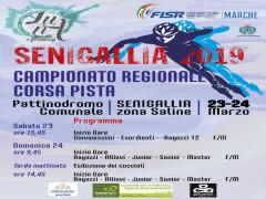 Campionati regionali pattinaggio