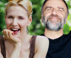 Intervista doppia a Gaia De Laurentiis e Ugo Dighero