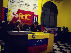 Hands off Venezuela - incontro a Senigallia