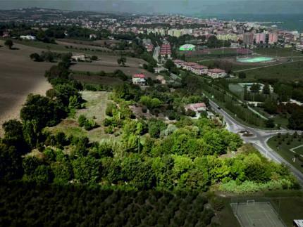 L'area di Bosco Mio a Senigallia