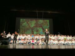 Concerto dell'Istituto Comprensivo Mario Giacomelli al Teatro La Fenice