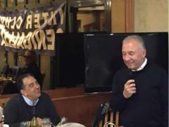 Zaccheroni incontra l'Inter Club Senigallia