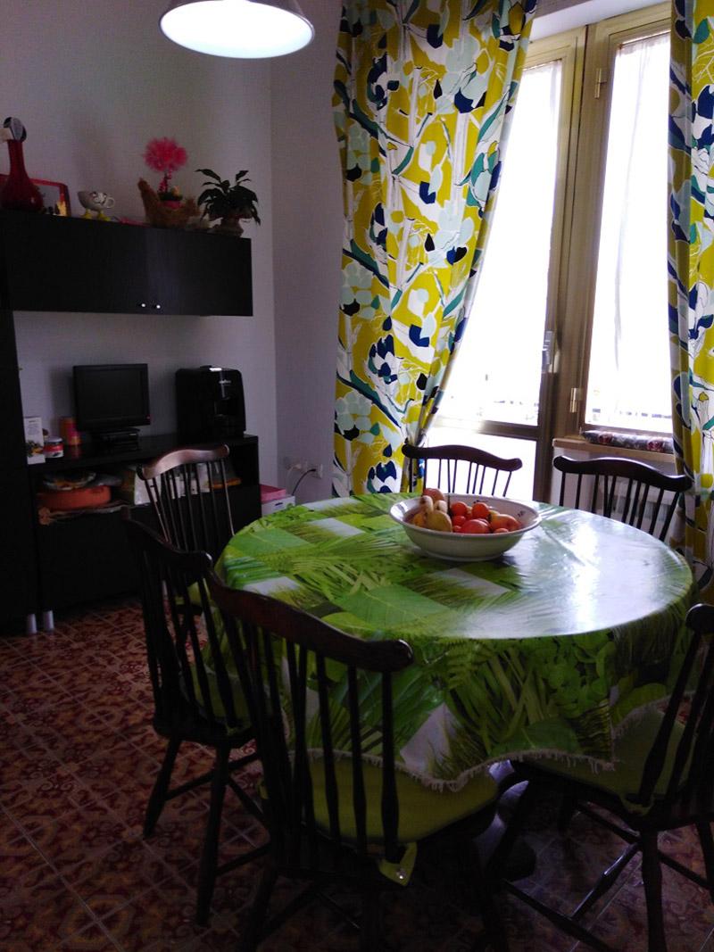 Appartamento in via Bramante a Senigallia proposto in vendita da Levante Immobiliare - Soggiorno