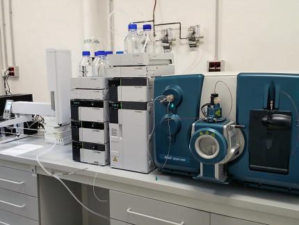 Laboratorio Arpa Marche