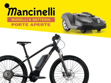 Porte aperte domenica 7 aprile da Mancinelli