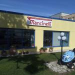 Mancinelli - sede della Cesanella in via Cimabue, 34