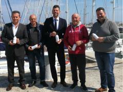 Trofeo Optimist Italia Kinder+Sport 2019