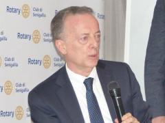 Michele De Vita al Rotary