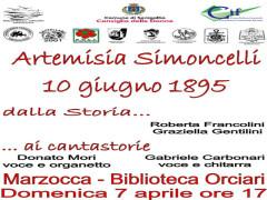 Morte Artemisia Simoncelli, incontro