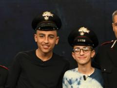 Adam e Ramy, neocittadini italiani