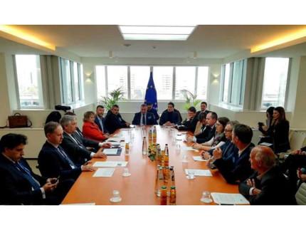 Il Comune di Pesaro incontra Antonio Tajani