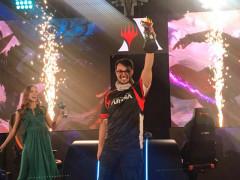 Il senigalliese Andrea Mengucci è il vincitore del primo Mythic Invitational