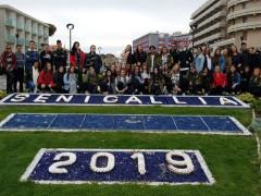 Studenti australiani a Senigallia