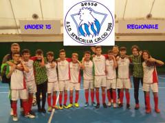 Under 15 Regionale Calcio a 5 – Atto Finale