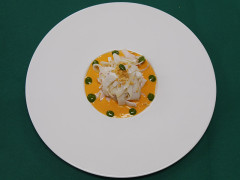 Seppia 69 - ricetta del ristorante Fortino Napoleonico di Portonovo di Ancona