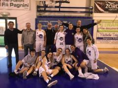 My Cicero Basket 2000 Senigallia Promosso in Serie B