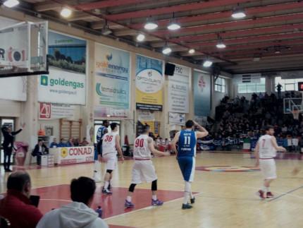 Pallacanestro Senigallia - Janus Basket Fabriano