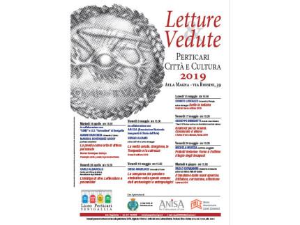 Letture & Vedute - ciclo di incontri al Perticari