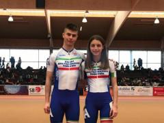 Doppia medaglia per Alice Sorcionovo, bronzo per Federico Mencarelli