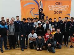Campionati tennistavolo Csi