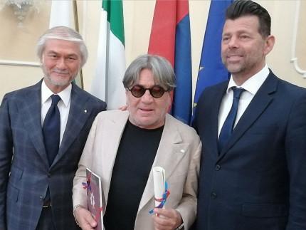 Lucio Pasquini e Stefano Antonucci