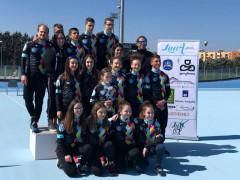 LunA Sports Academy sul podio a Bologna