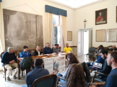 Presentazione Festa dei Folli 2019 a Corinaldo