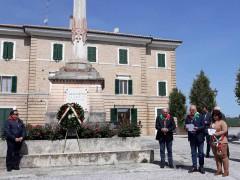 Commemorazione del 25 aprile a Trecastelli