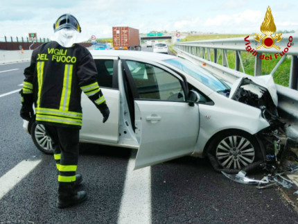 incidente sull'A14 tra Senigallia e Montemarciano