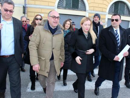 Fratelli d'Italia, Massimo Bello, Carlo Ciccioli
