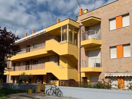Appartamento in via Verdi a Senigallia proposto in vendita da Levante Immobiliare - Esterno palazzina