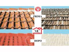 MC Coperture, ditta qualificata e specializzata nei settori impermeabilizzazioni e bonifica amianto