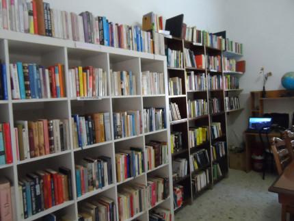 Scaffali Da Biblioteca.Biblioteca Sociale Cesanella A Senigallia Circa Duemila