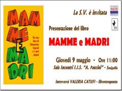 """""""Mamme e madri"""", presentazione libro"""