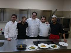 Ristorante La DegOsteria agli incontri di cucina per amatori al Panzini di Senigallia