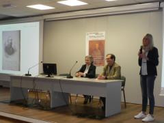 Annita Garibaldi ricorda il Risorgimento al Liceo 'Medi' di Senigallia