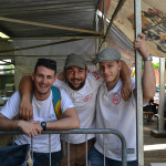 Staff della Festa del Cuntadin di Montignano di Senigallia