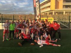 La finale del campionato regionale ha visto sfidarsi il Cicli Cingolani e il Montesampietrangeli.