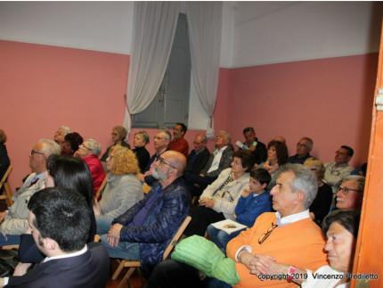 Sala conferenze Palazzo Mastai